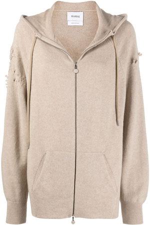 Barrie Zip-up hoodie - Neutrals