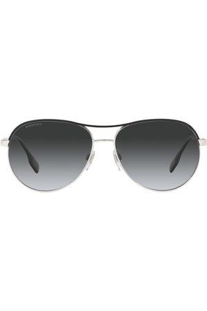 Burberry Eyewear Tara sunglasses - Grey