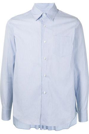 Fumito Ganryu Pleated-back shirt