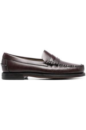 10 CORSO COMO Dan leather loafers