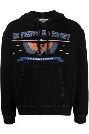 Phipps Graphic-print hoodie