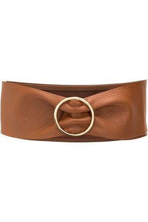 B-Low The Belt Buckle-fastening leather belt