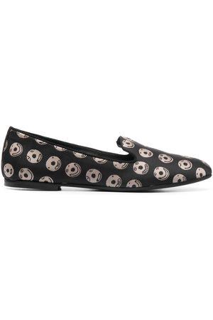 10 CORSO COMO X The Merchant of Florence Emoji slippers