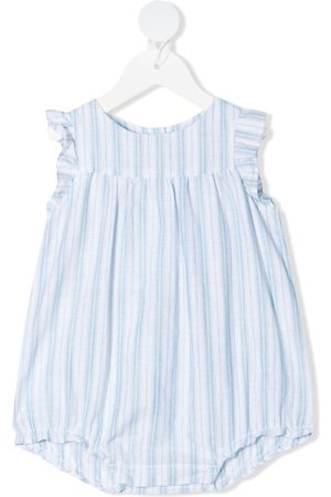 KNOT Baby Rompers - Eileen striped romper