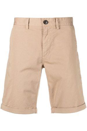 sun68 Slim-cut chino shorts - Neutrals