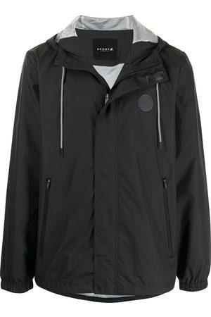 SPORT b. by agnès b. Reflective badge jacket