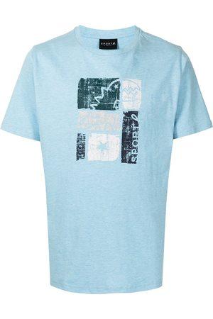 SPORT b. by agnès b. Graphic-print T-shirt