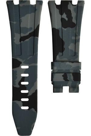 HORUS WATCH STRAPS 42mm Audemars Piguet Royal Oak Offshore watch strap - Grey