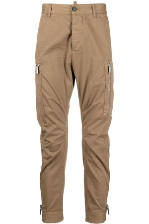 Dsquared2 Tapered-cut cargo trousers