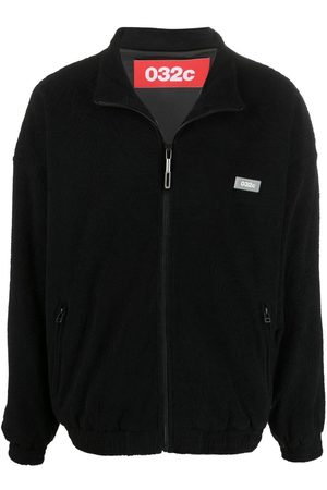 032c Logo patch track jacket