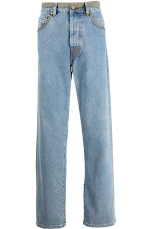 Diesel Straight-leg denim jeans