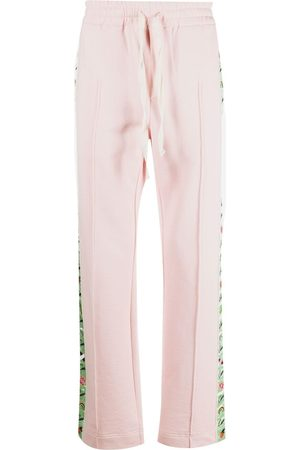 Casablanca Side-stripe track trousers