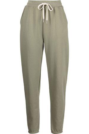 JOHN ELLIOTT Women Sweatpants - LA terry-cloth track trousers - Neutrals