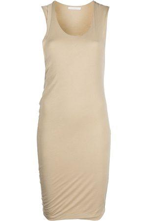 JOHN ELLIOTT Twist muscle mini dress
