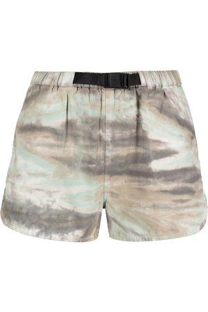 JOHN ELLIOTT Summit belted shorts