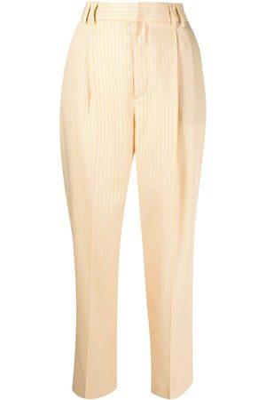 PT01 Women Pants - Cropped leg trousers