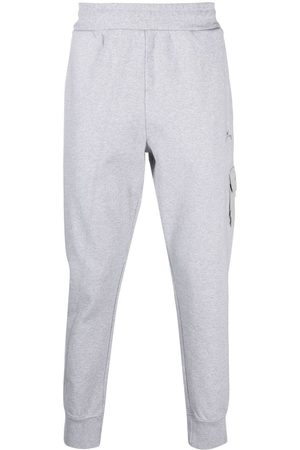 A-cold-wall* Embroidered-logo track pants - Grey