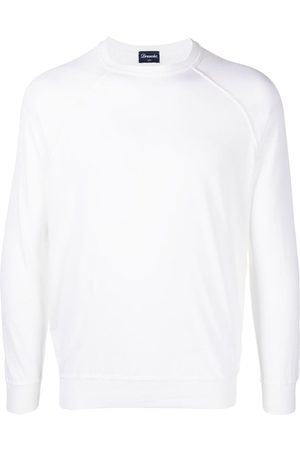 DRUMOHR Raglan-sleeve jumper