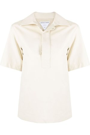 Bottega Veneta Button-placket shirt - Neutrals