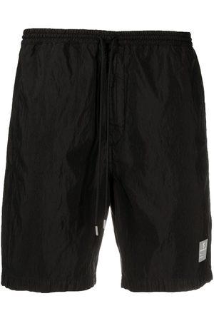 DEPARTMENT 5 Men Sports Shorts - Logo-patch track shorts