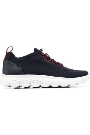 Geox Knitted low-top sneakers
