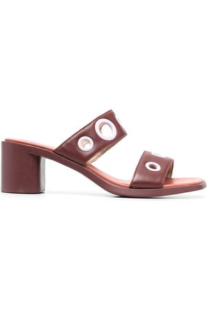 Camper Open-toe mule sandals