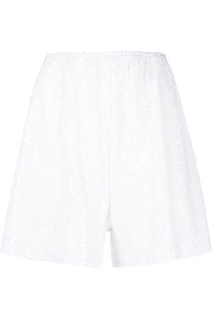 Alchemy Women Shorts - Lia sequin-embellished shorts
