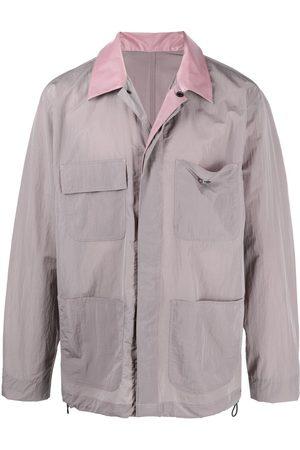 032c Men Jackets - Système de la Mode worker jacket - Grey
