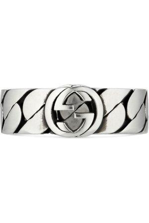 Gucci Rings - Interlocking G wide ring