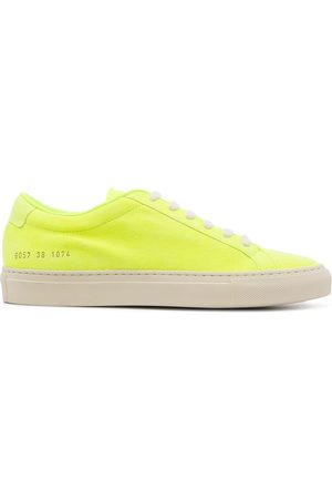 COMMON PROJECTS Achilles fluorescent trainers