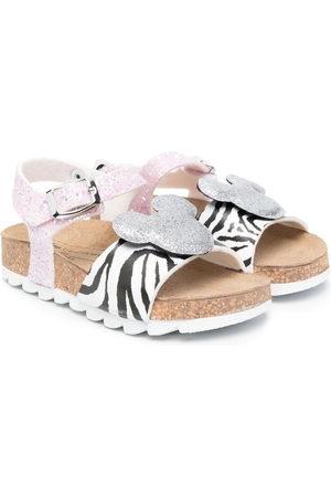Moa X Disney Minnie Mouse sandals - Grey