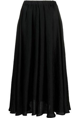 BLANCA High-waisted flared skirt
