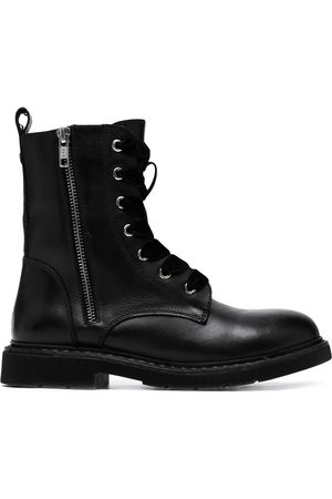 Carvela Strategy 2 combat boots