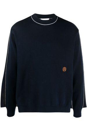 AMBUSH Two-tone knit jumper