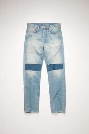 Acne Studios Jeans - 1996 Stitched Up Classic fit jeans