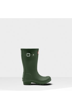 Hunter Rain Boots - Kids' Original Wellies