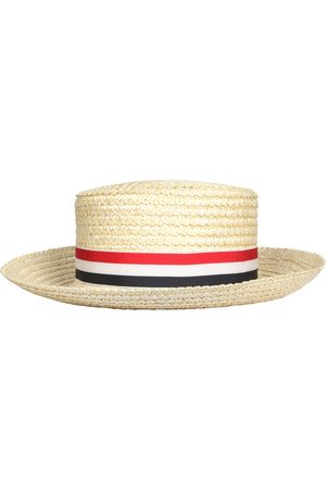 Thom Browne Cappello boater