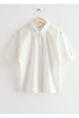 & OTHER STORIES Women Blouses - Relaxed Penguin Sleeve Blouse