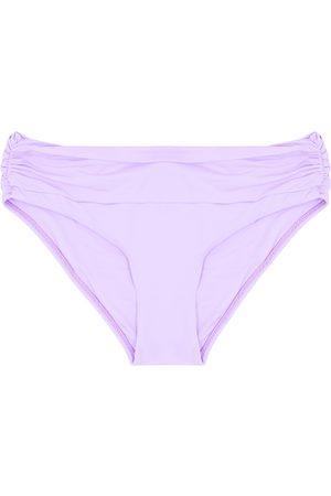 Melissa Odabash Bel Air lilac bikini briefs