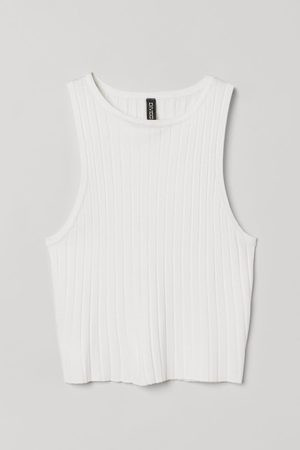H&M Crop Tank Top