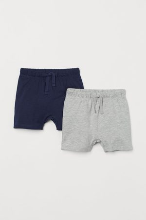 H&M 2-pack Jersey Shorts