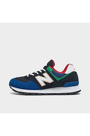 New Balance Men Casual Shoes - Men's 574 Rugged Casual Shoes Size 8.0 Suede