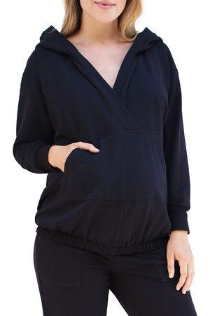 Ingrid & Isabel Maternity Hooded Sweatshirt