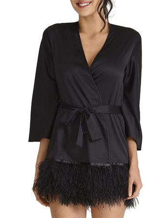 Rya Collection Swan Cover Up Robe