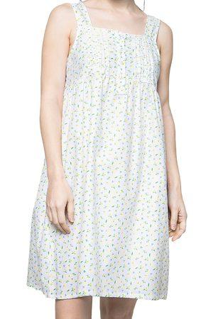 Petite Plume Citron Charlotte Cotton Nightgown