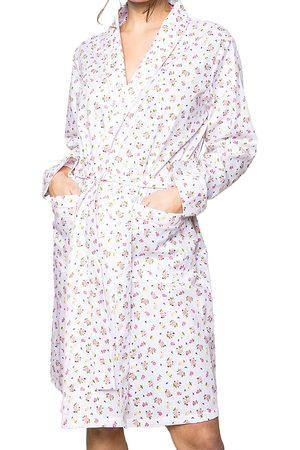 Petite Plume La Rosette Cotton Robe