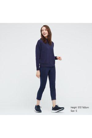 UNIQLO Women Stretch Pants - Women's Ultra Stretch Cropped Denim Leggings Pants, , XXS