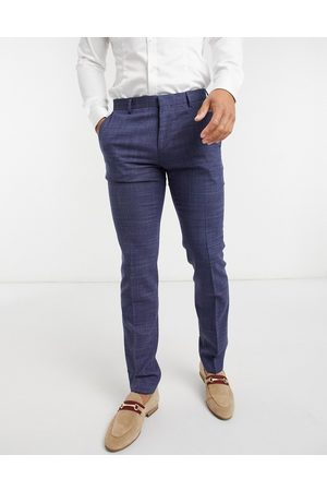 Tommy Hilfiger Extra slim fit smart pants in navy