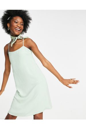 VILA Cami dress in mint