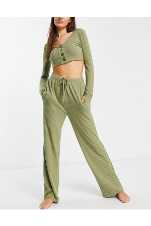 Brave Soul Noon lounge set in khaki